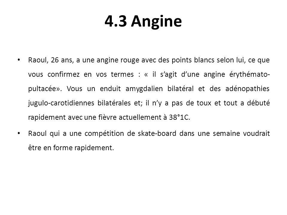 4.3 Angine
