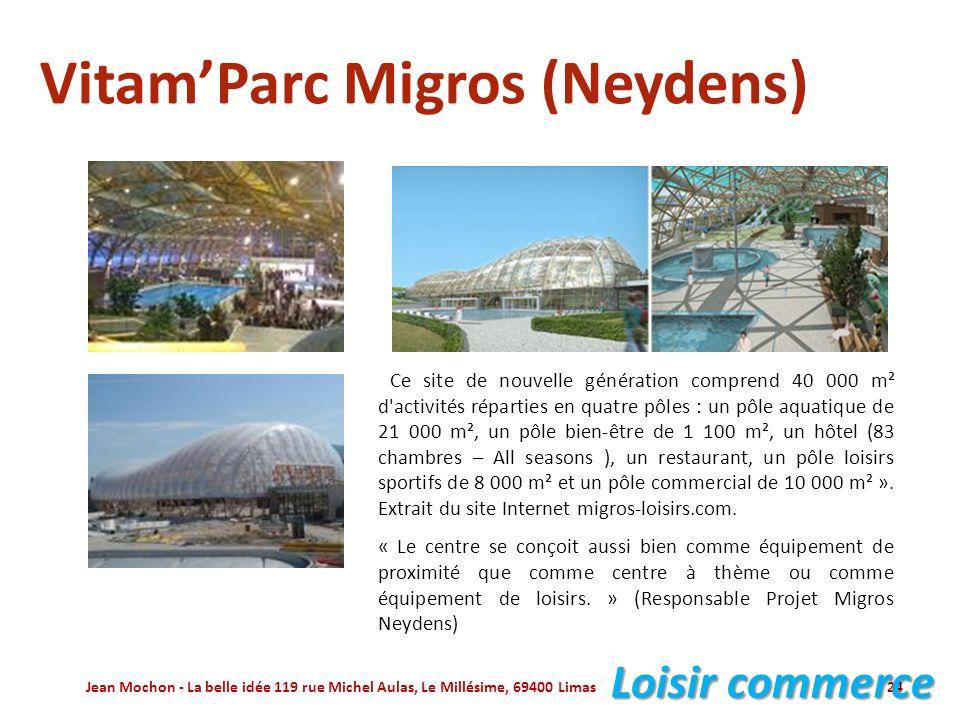 Vitam'Parc Migros (Neydens)
