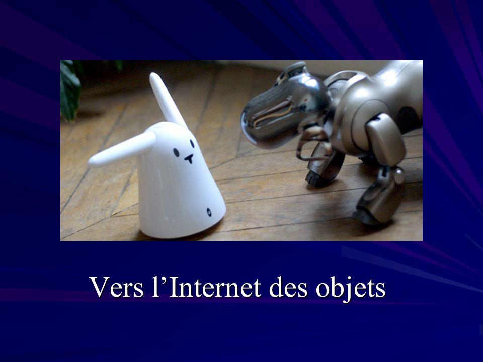 Vers l'Internet des objets