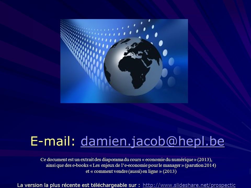 E-mail: damien.jacob@hepl.be