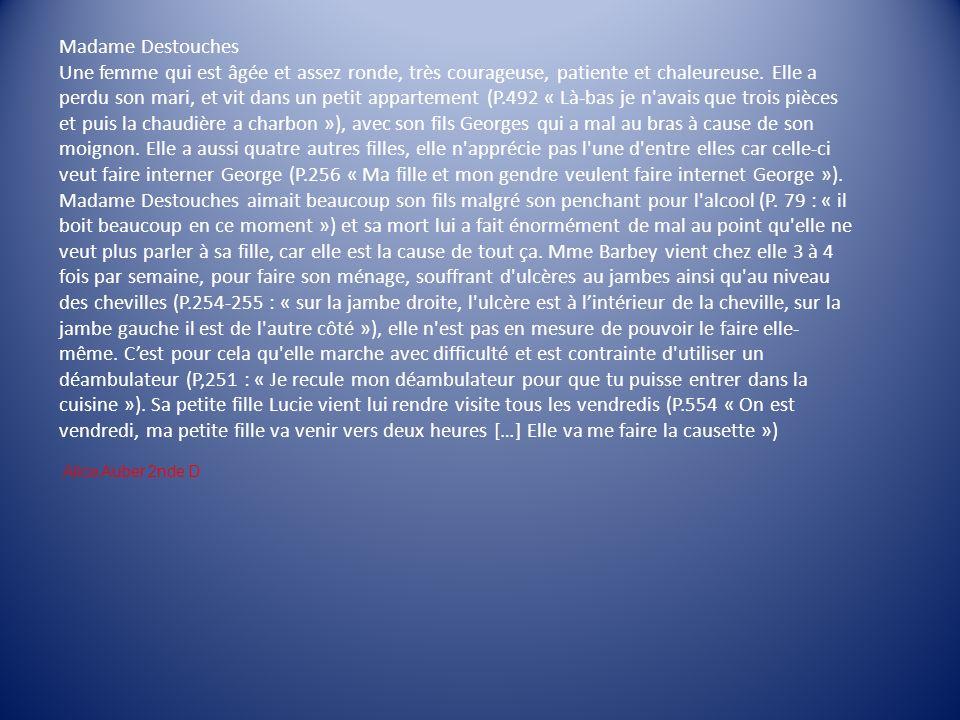 Madame Destouches
