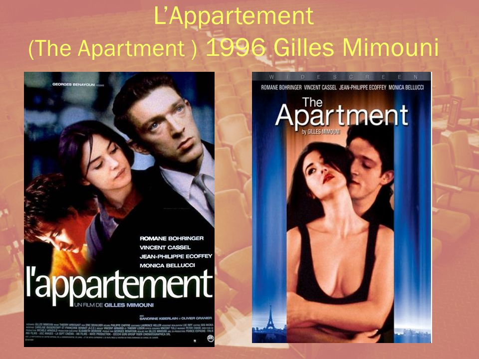 L'Appartement (The Apartment ) 1996 Gilles Mimouni
