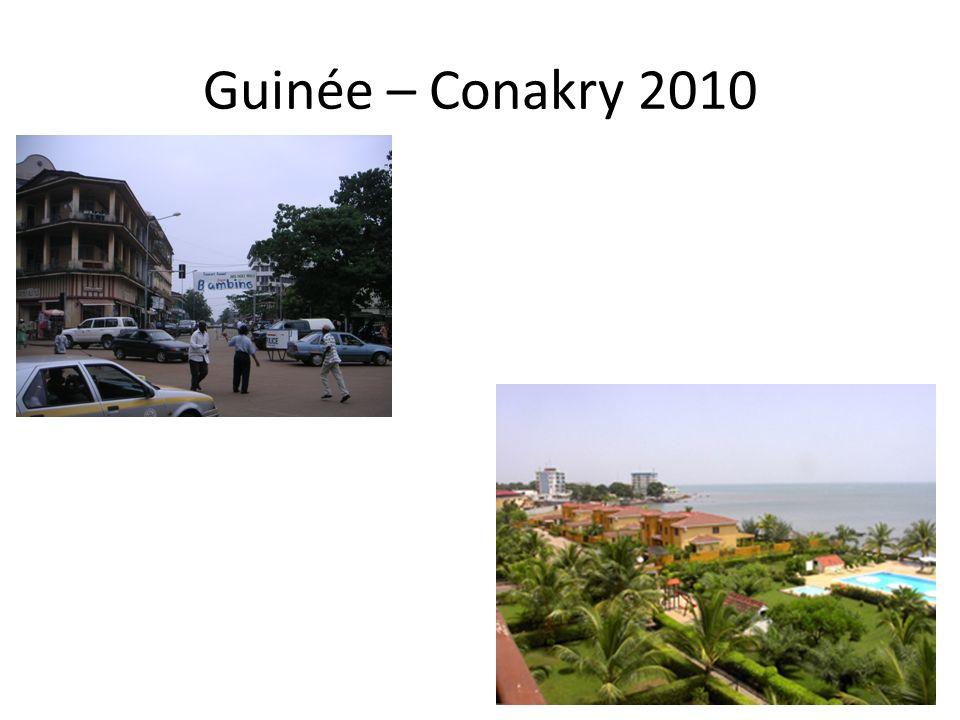 Guinée – Conakry 2010 .