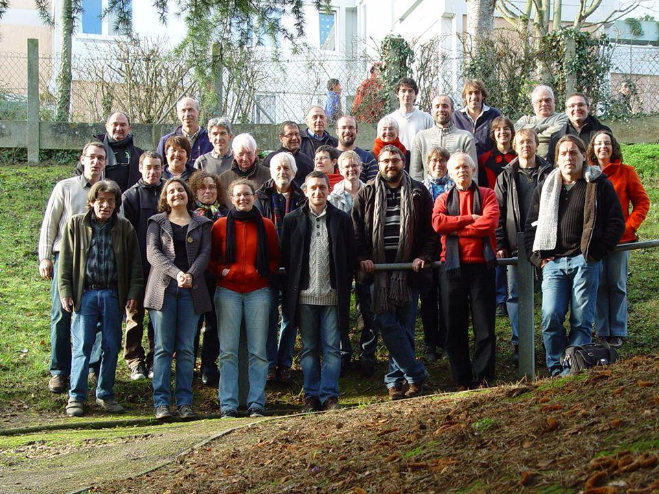 10janvier : Réunion de bilan record de participation : 30 personnes