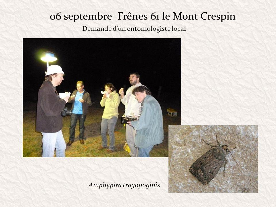 06 septembre Frênes 61 le Mont Crespin