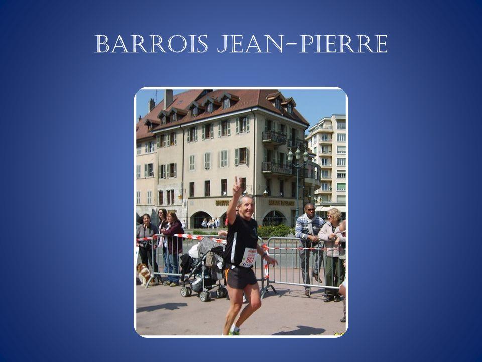 BARROIS Jean-Pierre