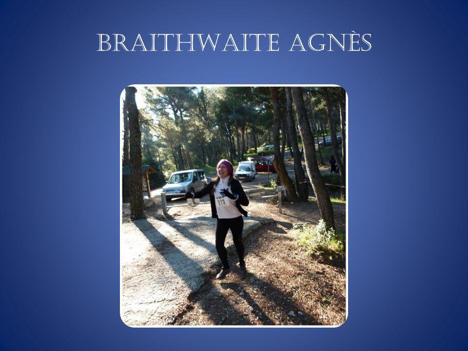 BRAITHWAITE Agnès