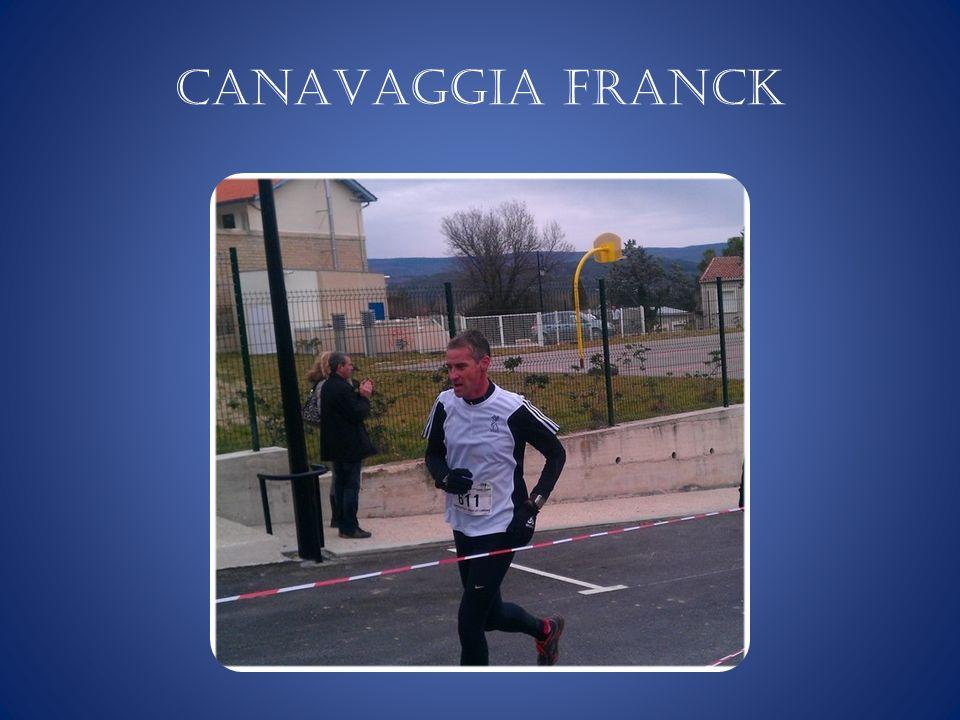CANAVAGGIA Franck