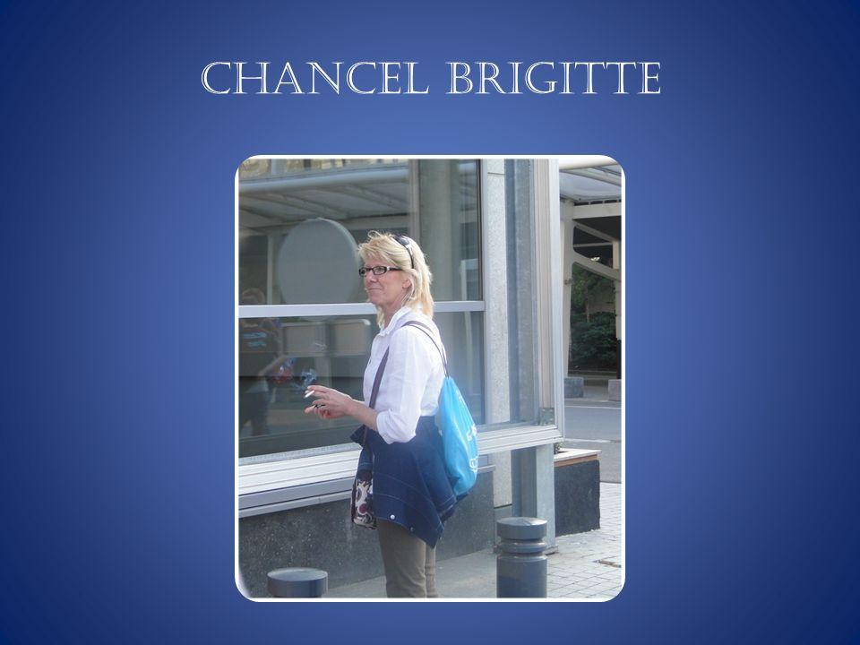 CHANCEL Brigitte
