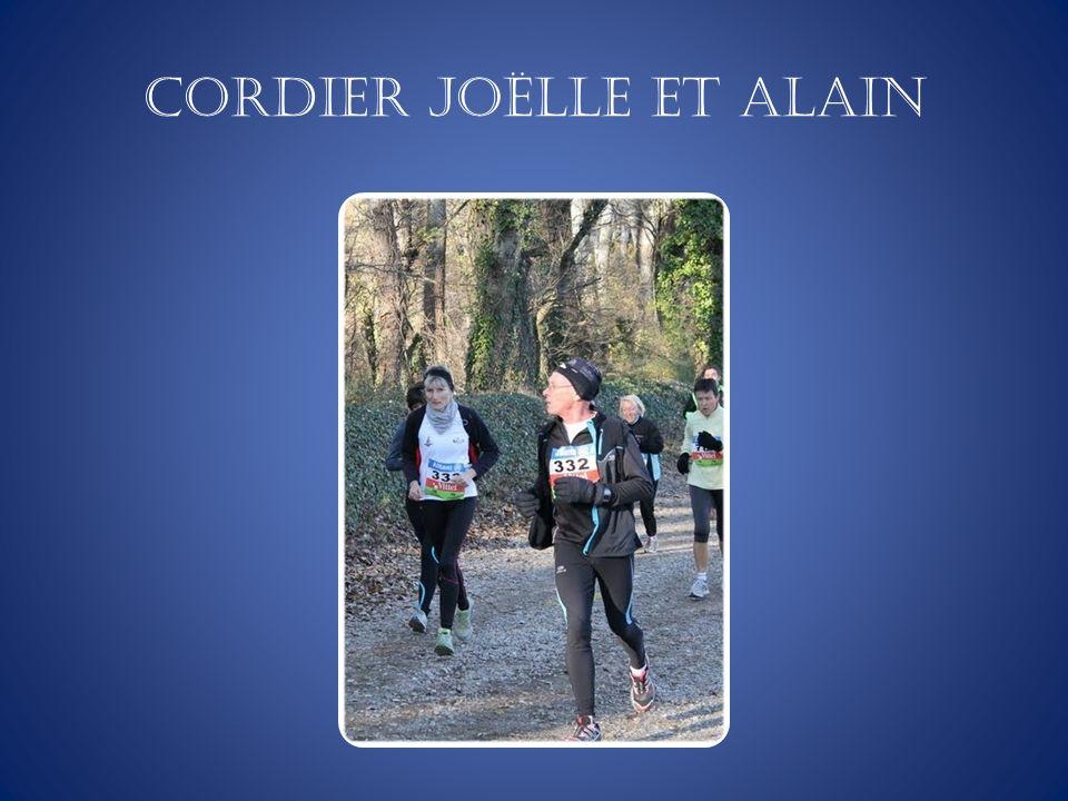 CORDIER Joëlle et Alain