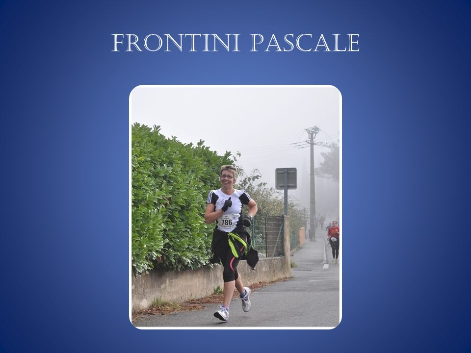 FRONTINI Pascale