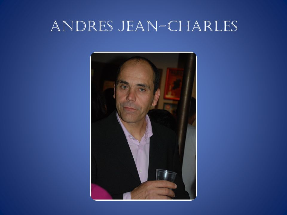 ANDRES Jean-Charles