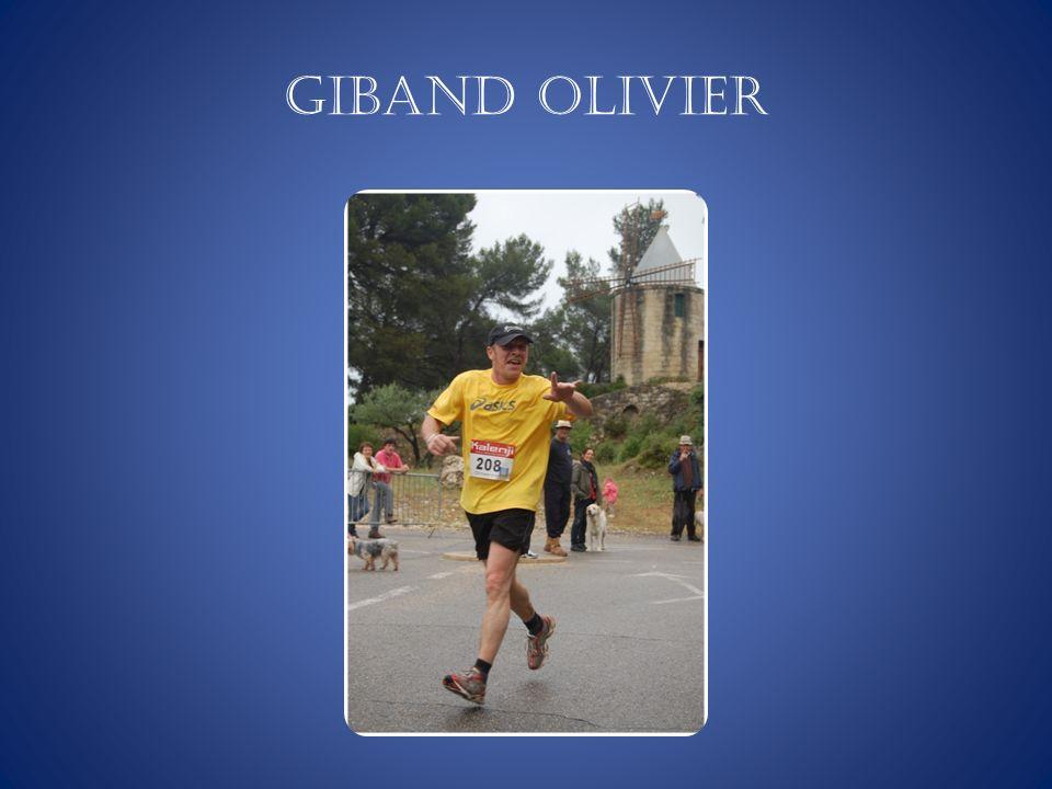 GIBAND Olivier