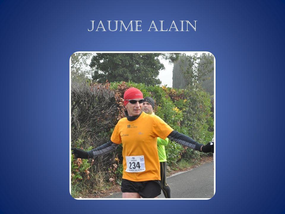 JAUME Alain