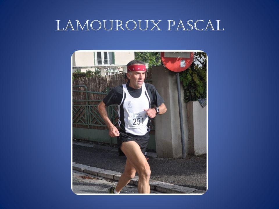 LAMOUROUX Pascal