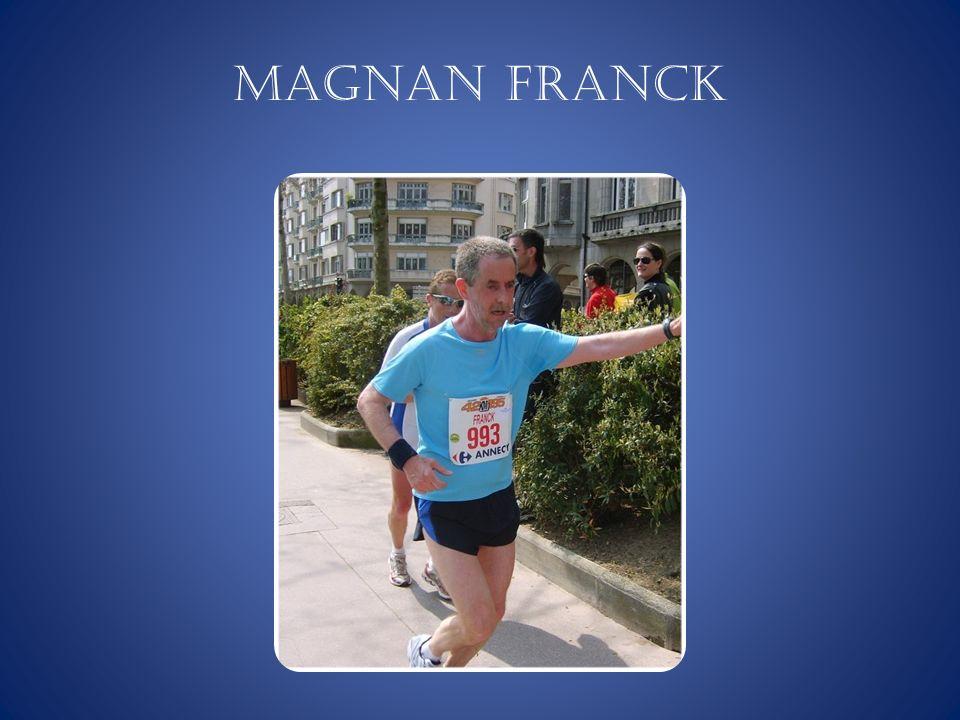 MAGNAN Franck