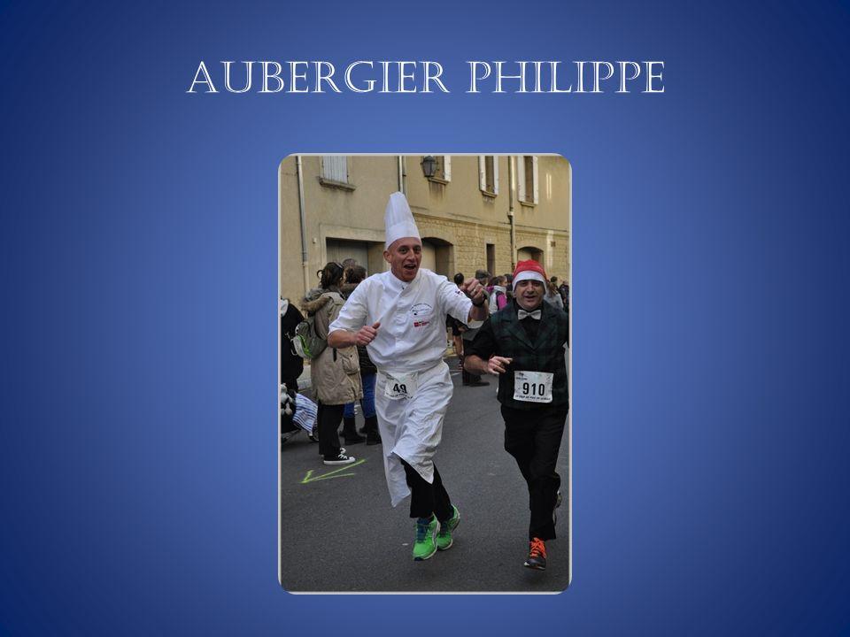 AUBERGIER Philippe
