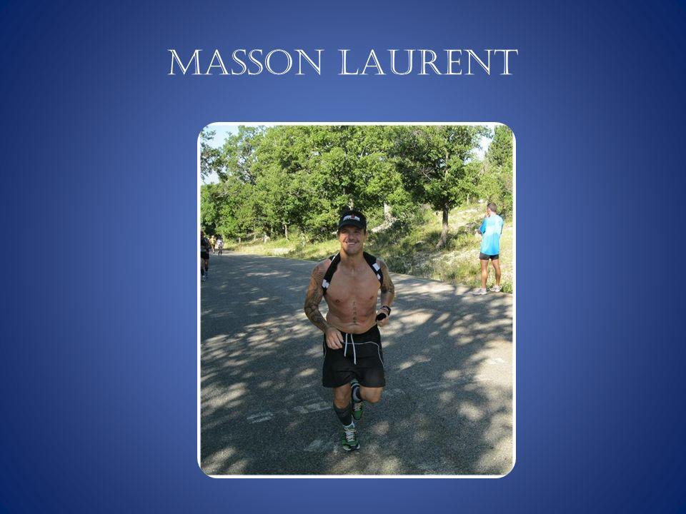 MASSON Laurent