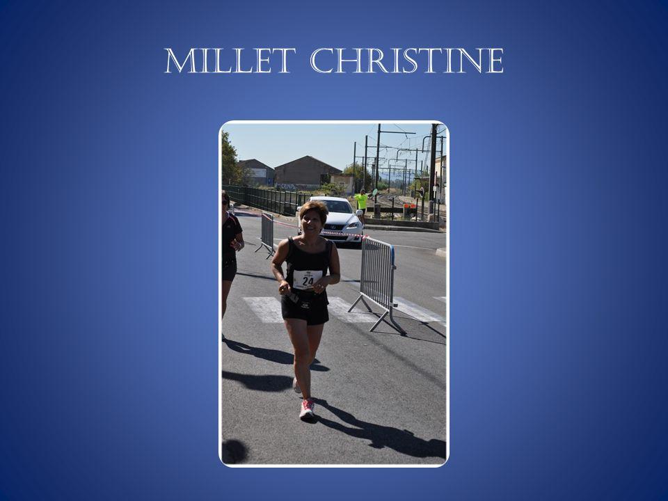 MILLET Christine