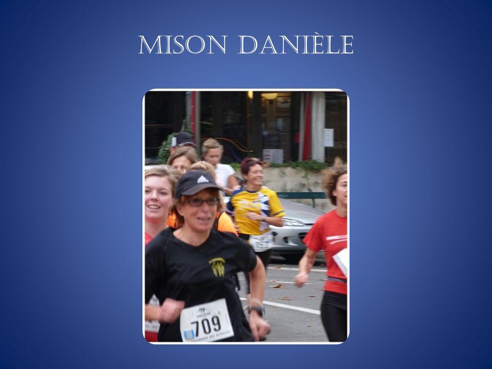 MISON Danièle