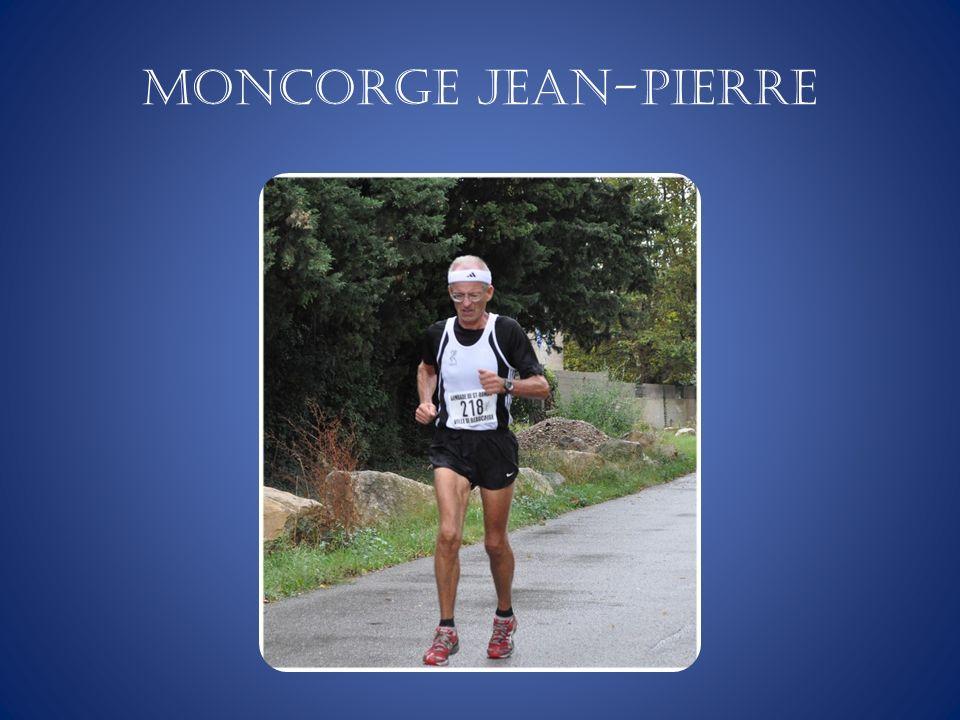 MONCORGE Jean-Pierre