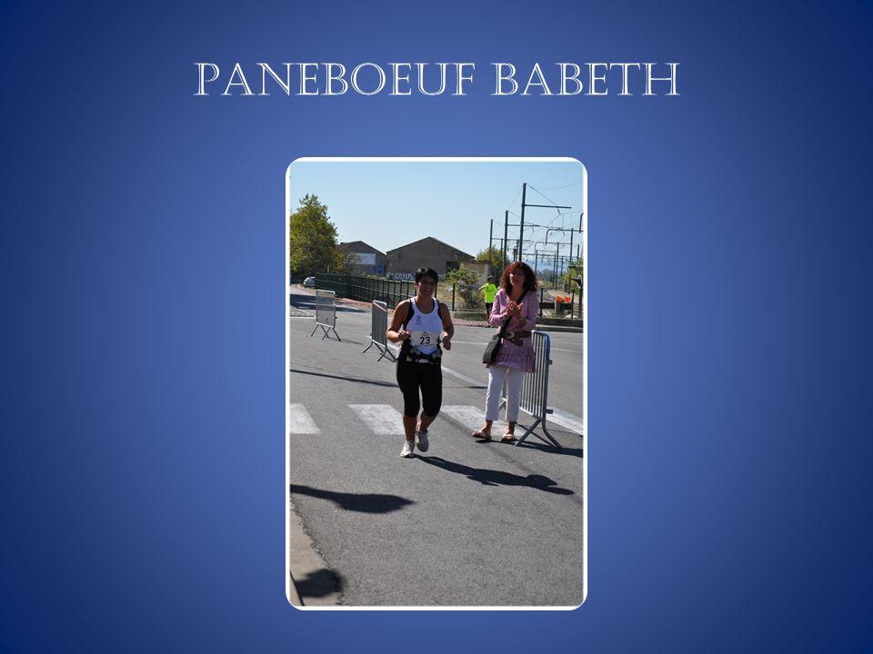 PANEBOEUF Babeth