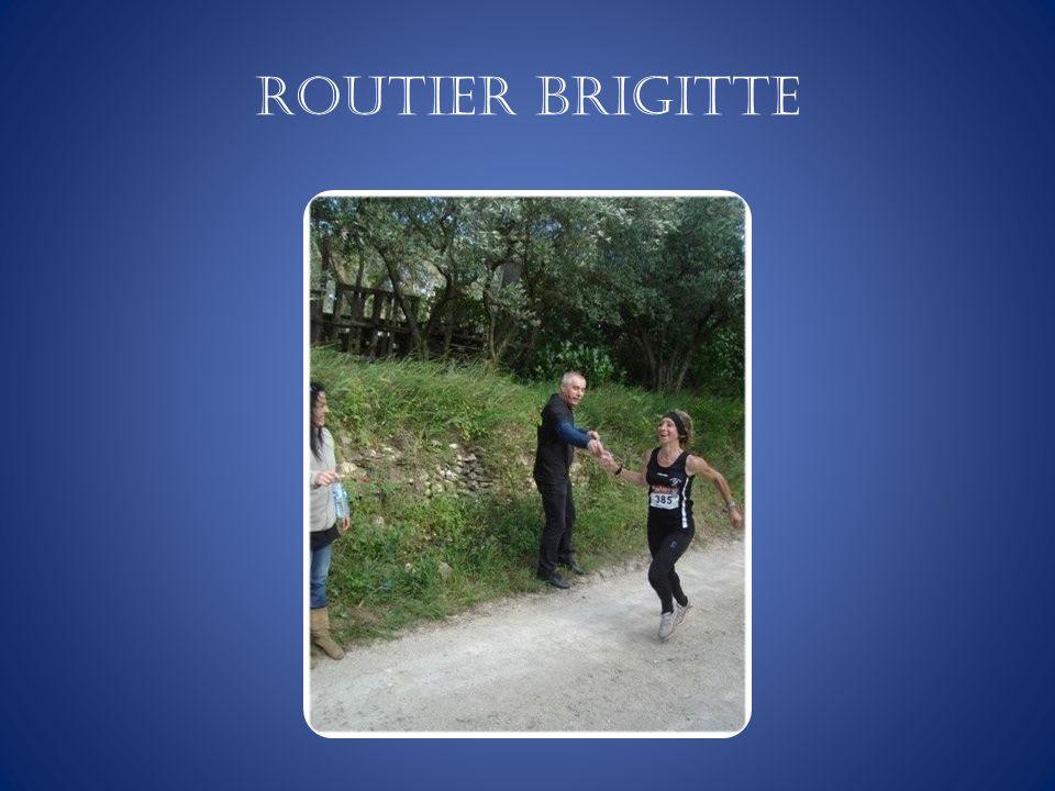 ROUTIER Brigitte