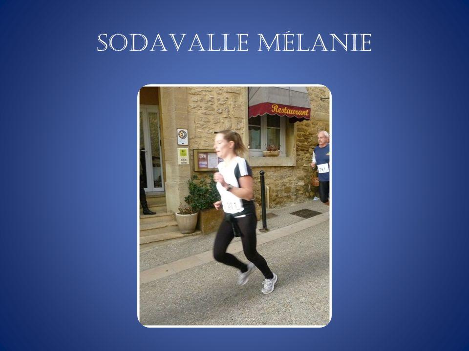 SODAVALLE Mélanie