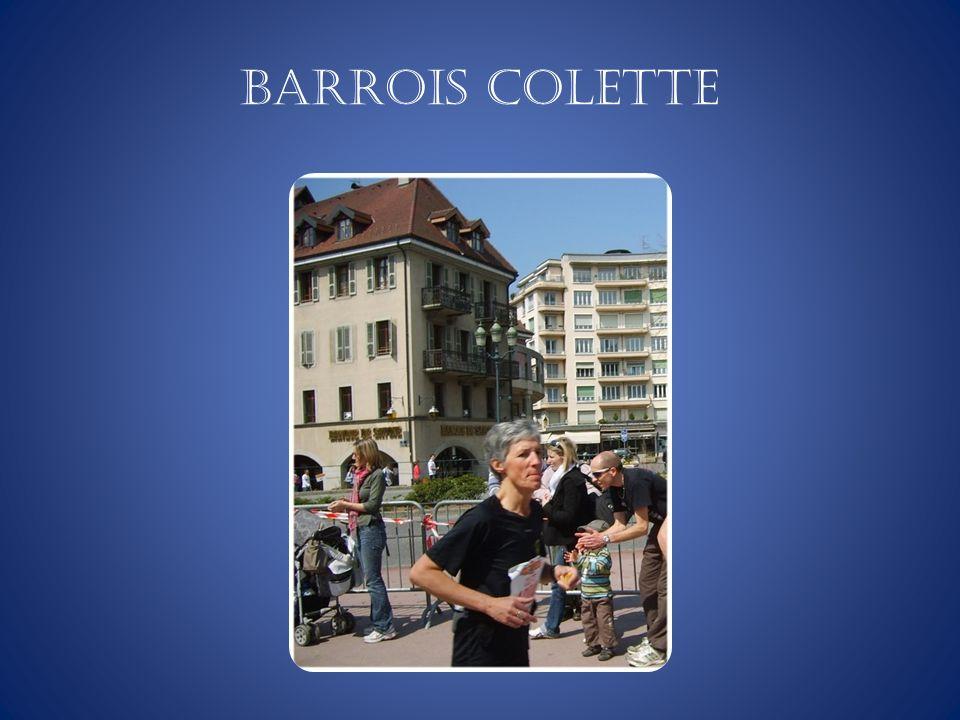 BARROIS Colette