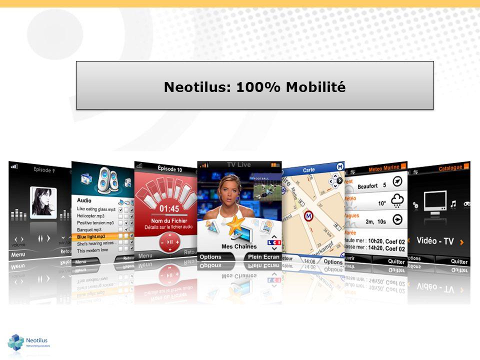 Neotilus: 100% Mobilité