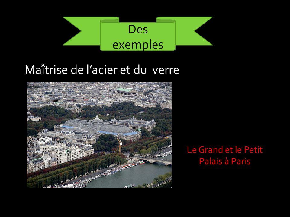 Le Grand et le Petit Palais à Paris