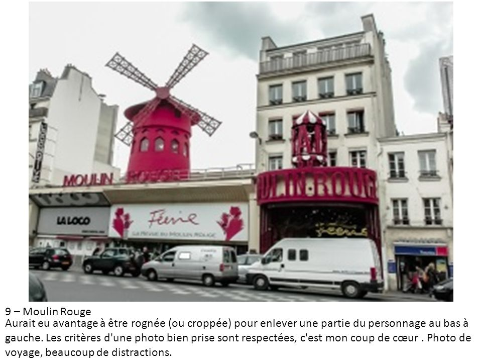 9 – Moulin Rouge