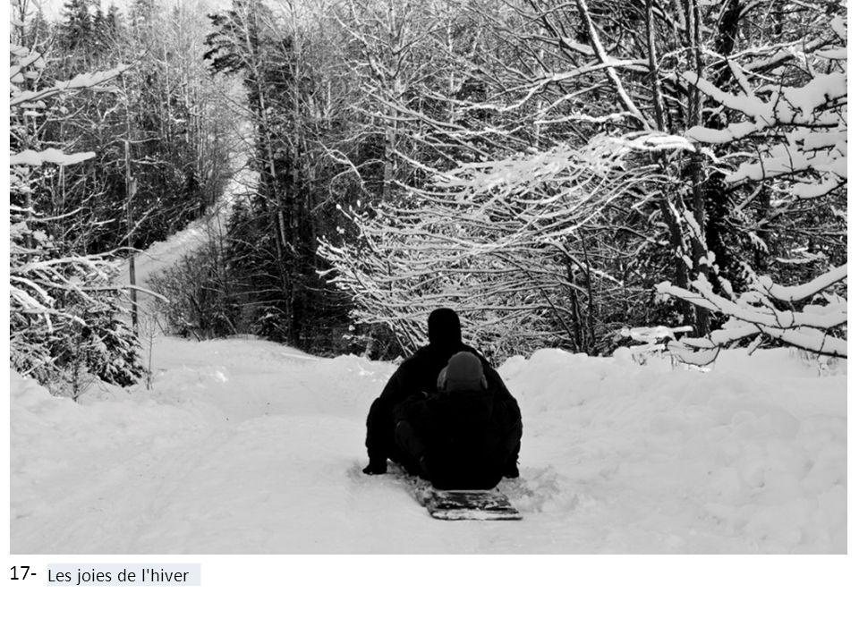 17- Les joies de l hiver