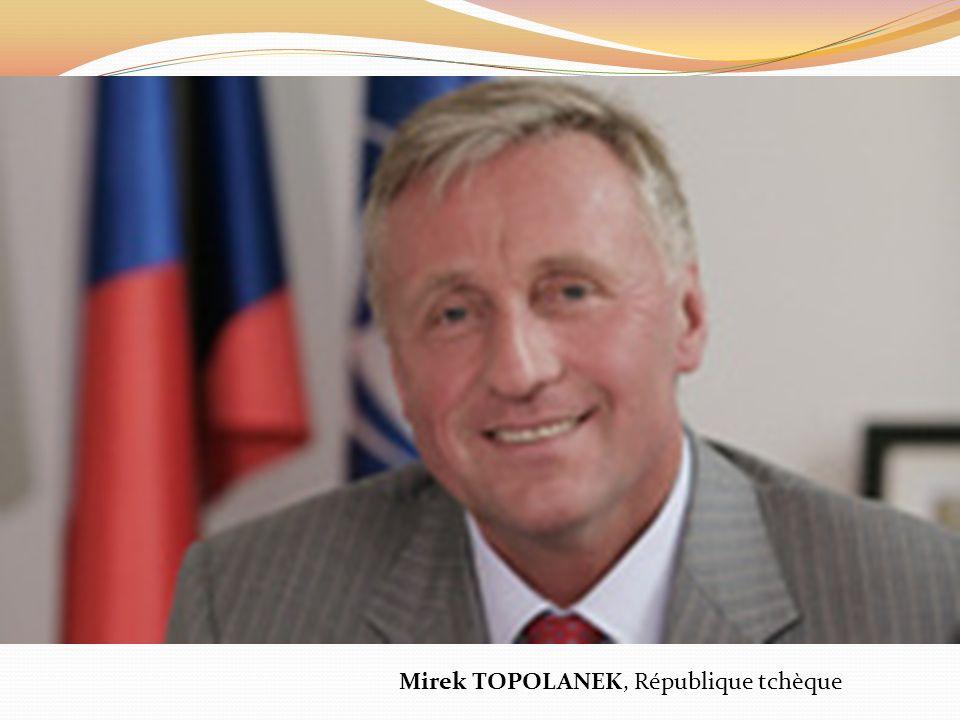 Mirek TOPOLANEK, République tchèque