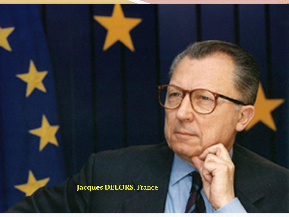 Jacques DELORS, France