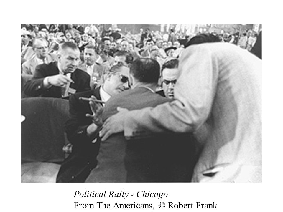 Political Rally - Chicago