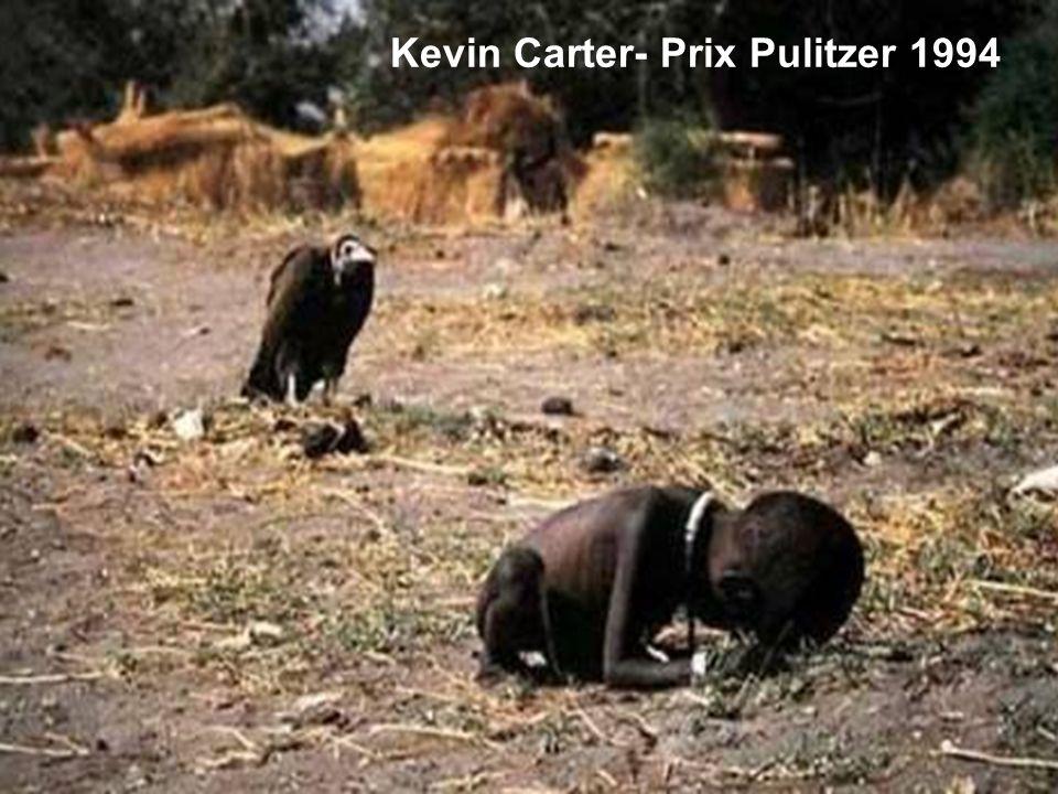 Kevin Carter- Prix Pulitzer 1994