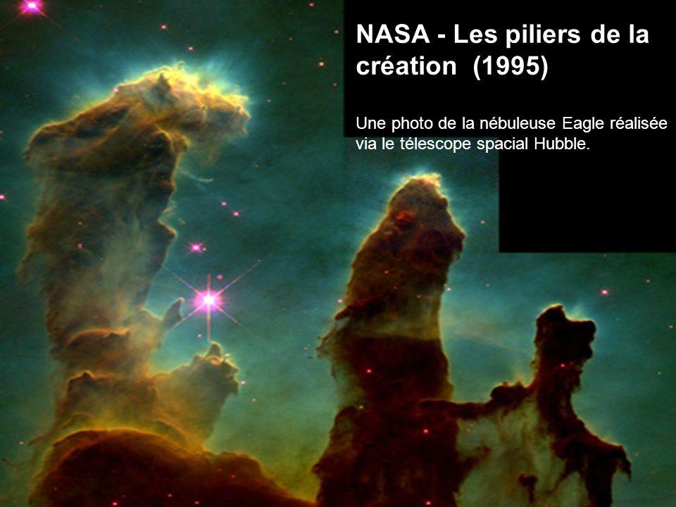 NASA - Les piliers de la création (1995)
