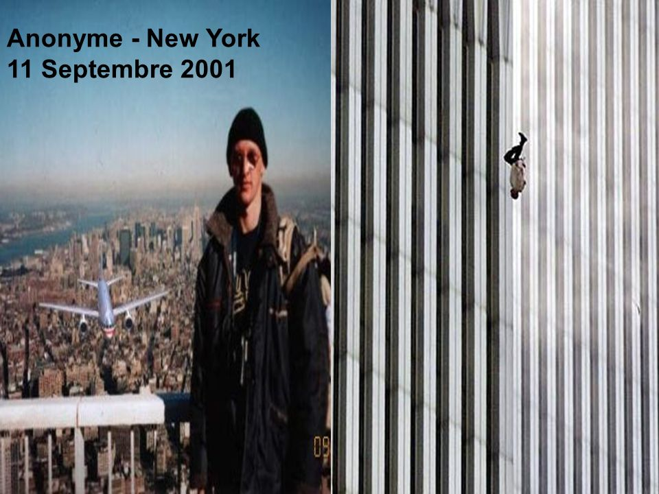 Anonyme - New York 11 Septembre 2001