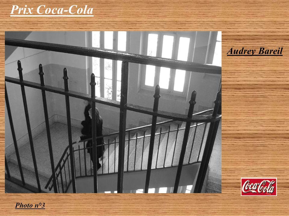 Prix Coca-Cola Audrey Bareil Photo n°3