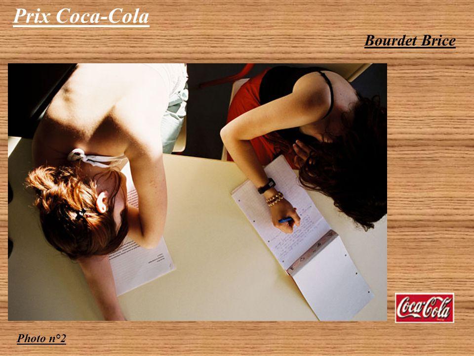 Prix Coca-Cola Bourdet Brice Photo n°2