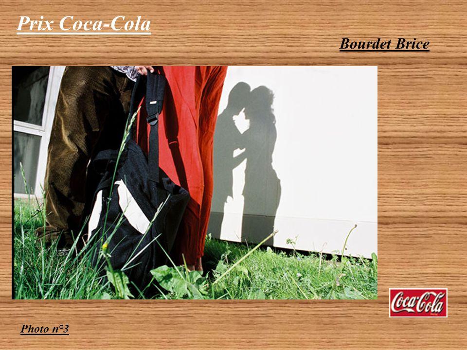 Prix Coca-Cola Bourdet Brice Photo n°3