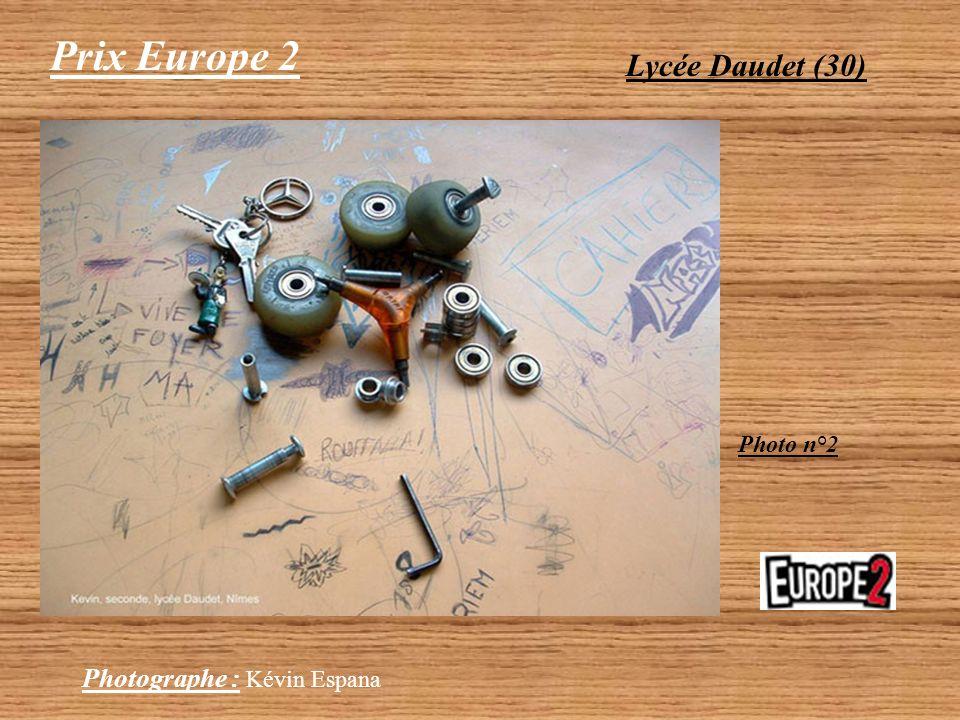 Prix Europe 2 Lycée Daudet (30) Photo n°2 Photographe : Kévin Espana
