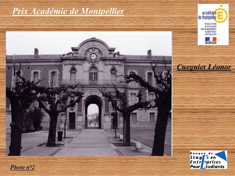 Prix Académie de Montpellier