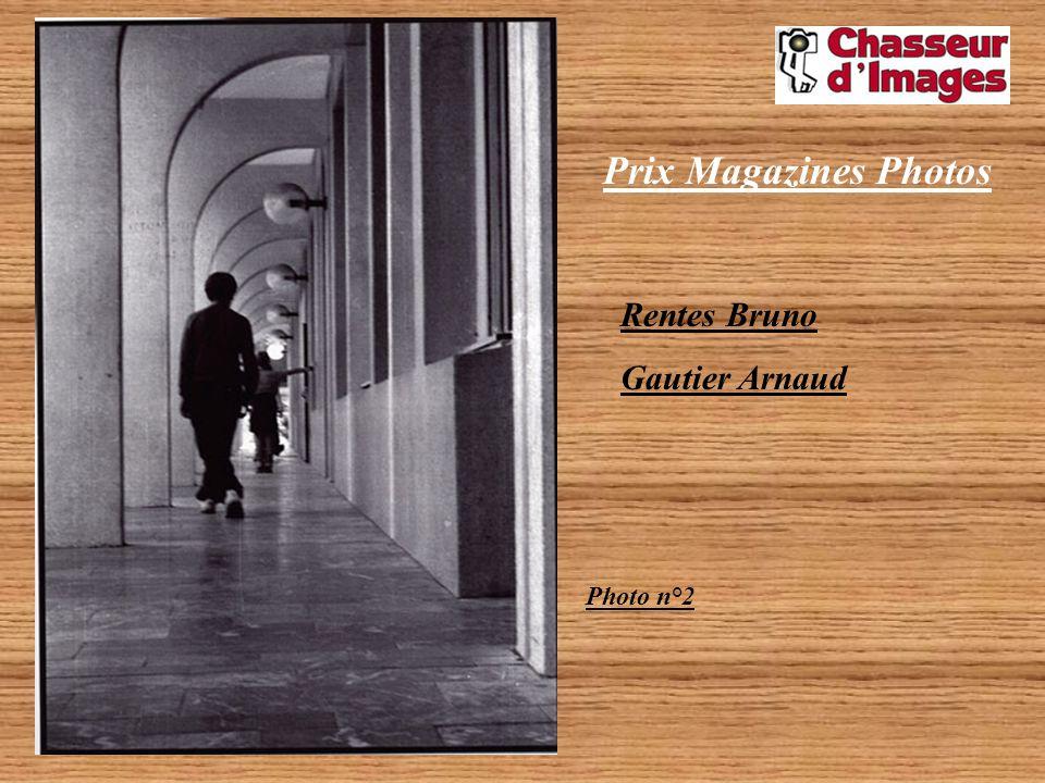 Prix Magazines Photos Rentes Bruno Gautier Arnaud Photo n°2