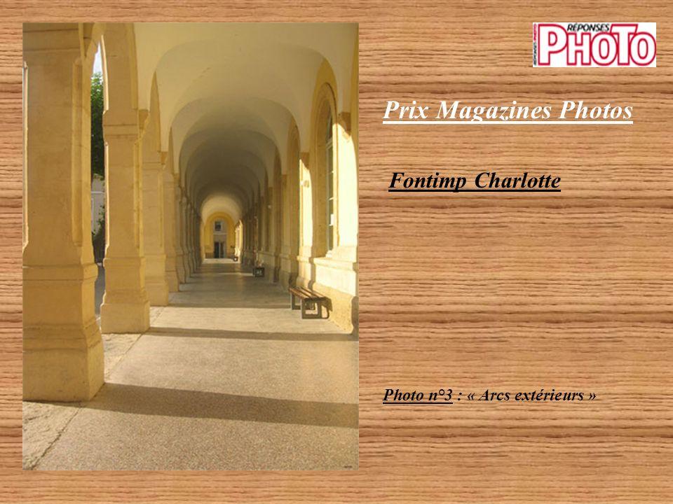 Prix Magazines Photos Fontimp Charlotte
