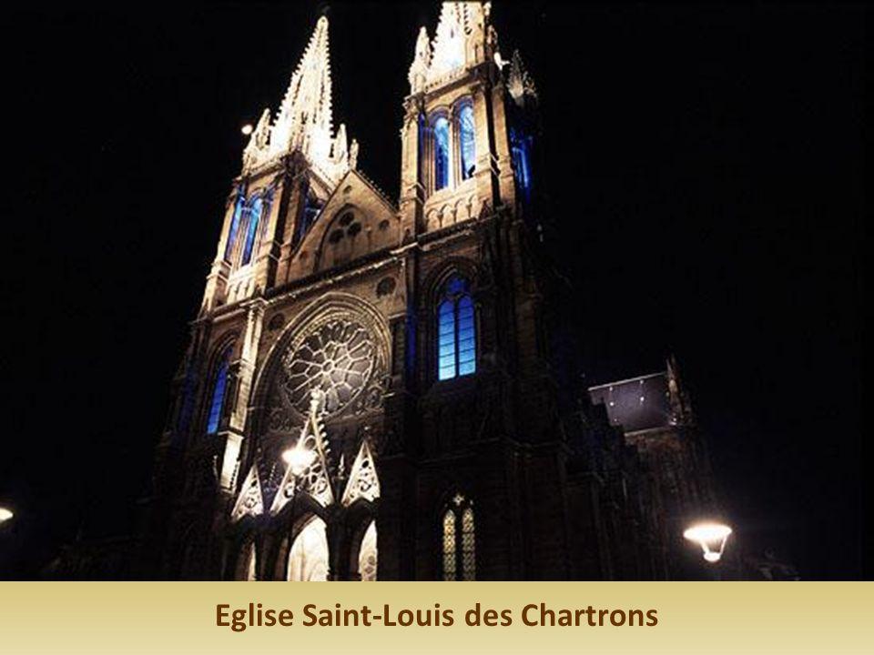 Eglise Saint-Louis des Chartrons