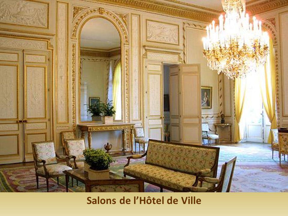 Salons de l'Hôtel de Ville