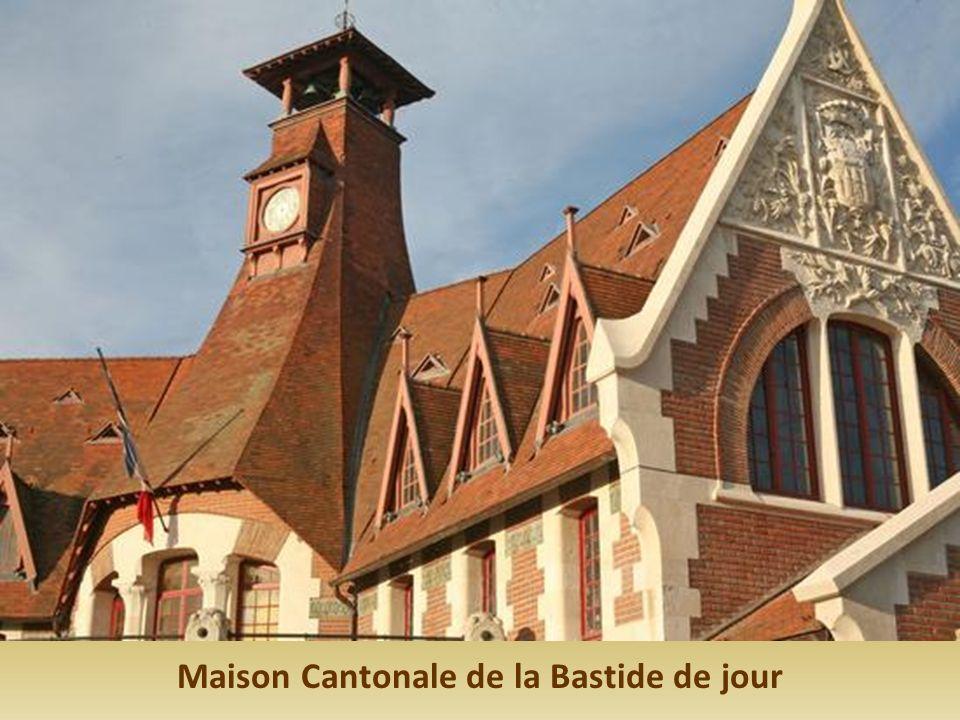 Maison Cantonale de la Bastide de jour