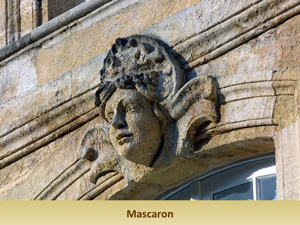 Mascaron